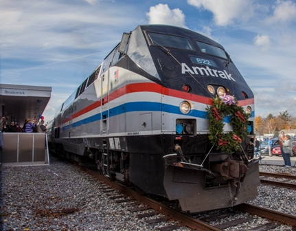 Amtrak Downeaster Extension Project Completion