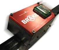 Self-Powered Wireless Brake Force Measurement