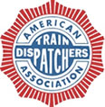 American Train Dispatchers Association Logo ]