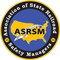 Association of State Rail Safety Managers Logo