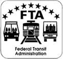 Federal Transit Administration Logo; width:123
