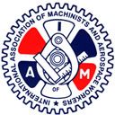 International Association of Machinists & Aerospace Workers Logo