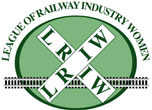 League of Railway Industry Women Logo; width:152