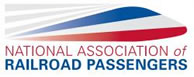 National Association of Railroad Passengers (NARP) Logo