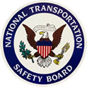 ational Transportation  Safety Board (NTSB) Logo