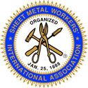 Sheet Metal Workers International Association Logo