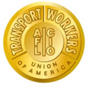 Transport Workers Union of America (TWU) Logo