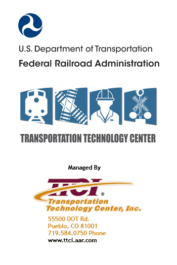 US DOT FRA Research and Development