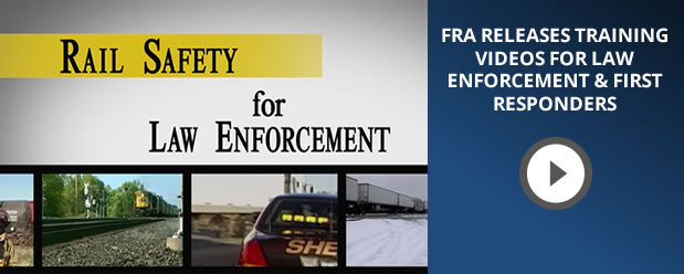 FRA training videos for Law Enforcement & First Responders