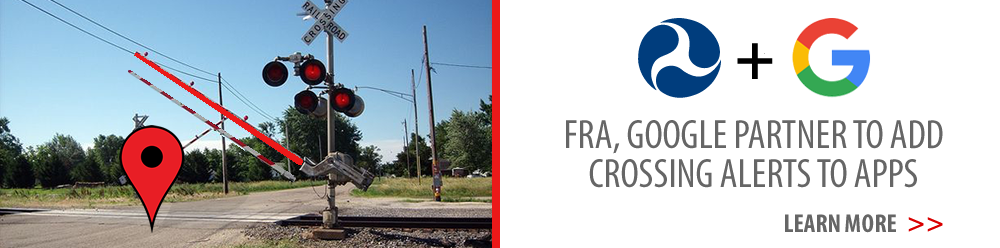 FRA, Google Partner to add crossing alerts to apps