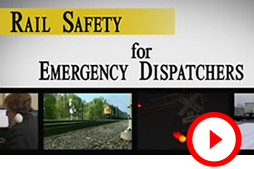 Rail Safety for Emergency Dispatchers